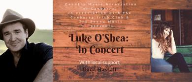 Luke O'Shea: In Concert Dinner & Show