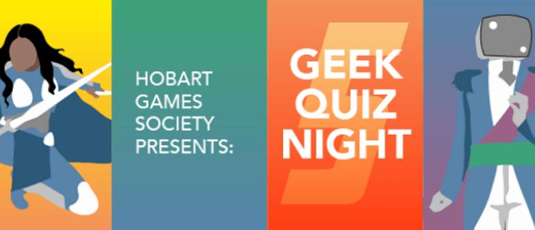 Hobart Games Society Geek Quiz 5