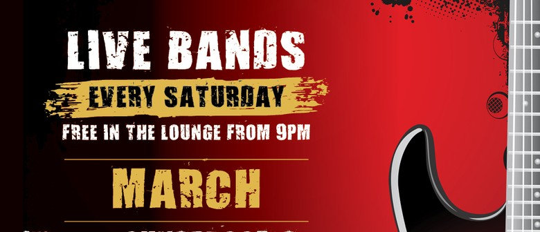 Saturday Night Bands – March