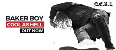 Baker Boy 'Cool As Hell' Tour – Parrtjima Festival