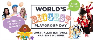 World's Biggest Playgroup Day 2019