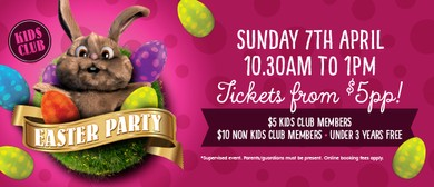 Kids Club Easter Party