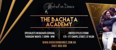 Beginner Bachata 4-Week Course