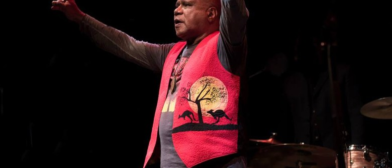 Archie Roach Supported By Sally Dastey
