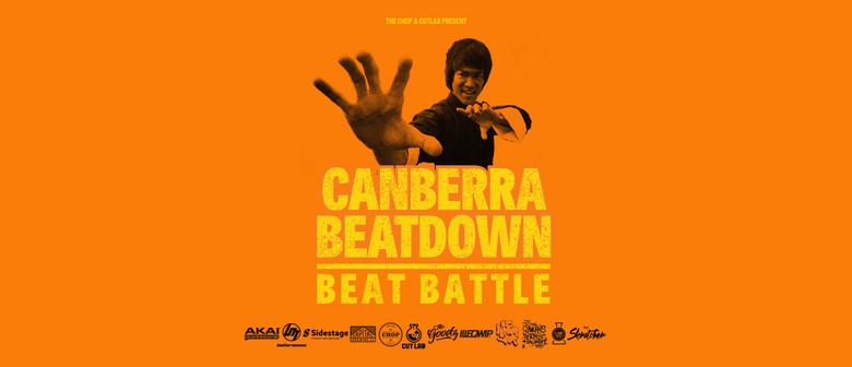Canberra Beatdown – Beat Battle