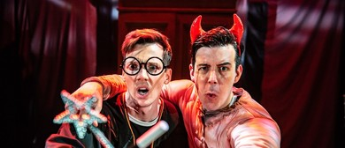 Potted Potter – The Unauthorized Harry Experience – A Parody