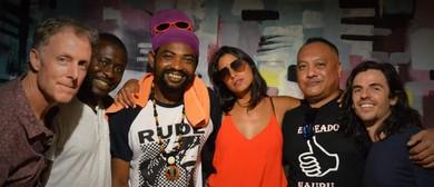 #2 Rastaman Vibration Ft. King B-Fine and Afrikaya Band
