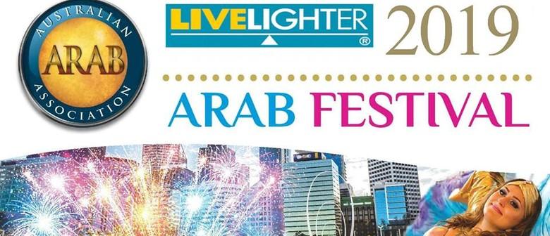 LiveLighter Arab Festival
