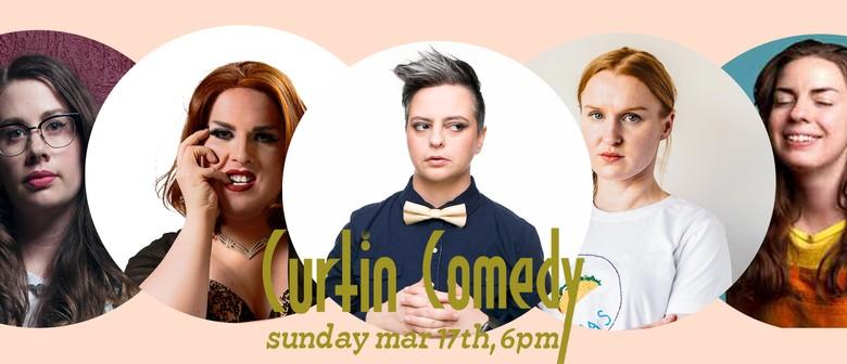 Curtin Comedy w Geraldine Hickey