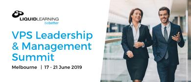 VPS Leadership & Management Summit