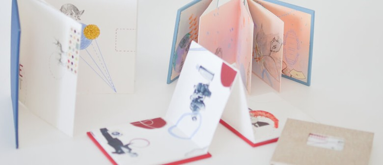 Printmaking: Create a Concertina Book With Rhi Johnson