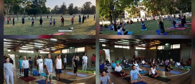 Yoga and Meditation Group