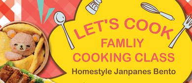 Let's Cook Family Cooking Classes