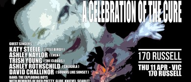 Disintegration 30 Years: A Cure Celebration: CANCELLED