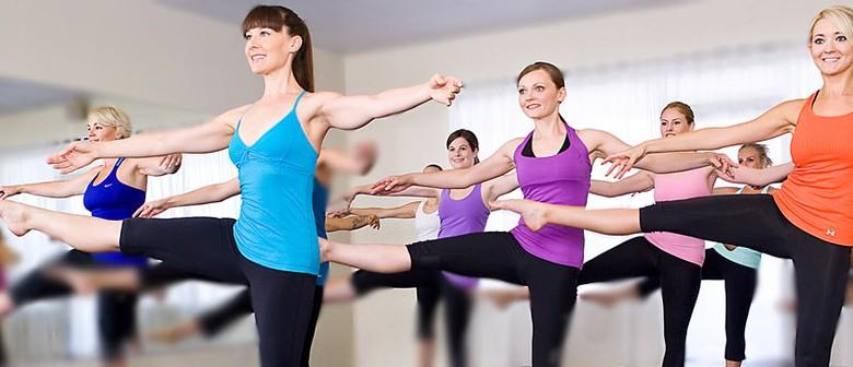 Adult Ballet Fitness