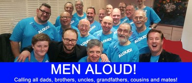 Men Aloud – Queensland Project Choir