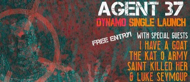 Agent 37 – Dynamo Single Launch