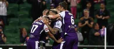 Hyundai A-League – Round 23: Perth Glory v Melbourne Victory