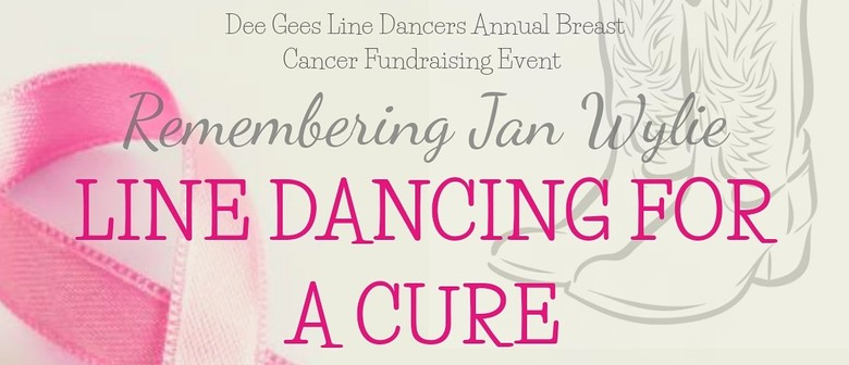 Line Dancing for A Cure