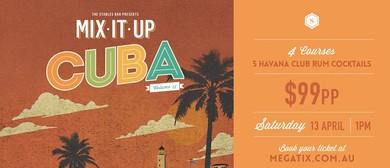 Mix It Up: Cuba