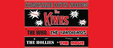 The Substitutes – The KinkSize Hits Show