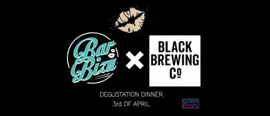 Bizu x Black Brewing Co Dego Dinner