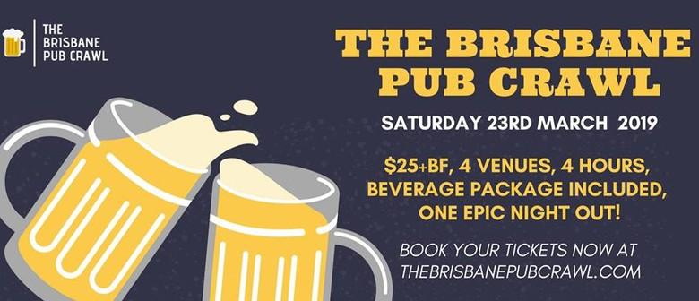 The Brisbane Pub Crawl