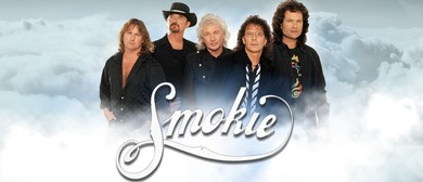 Smokie With Support