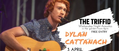Dylan Cattanach – Wednesday Night Acoustics