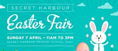 Secret Harbour Easter Fair