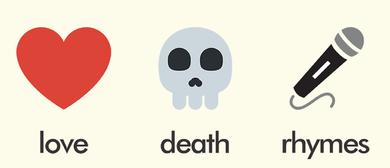 Improv Comedy: Love. Death. Rhymes.