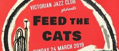 Victorian Jazz Club Presents Feed the Cats