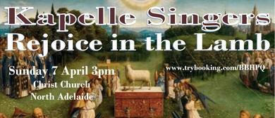 Rejoice In the Lamb