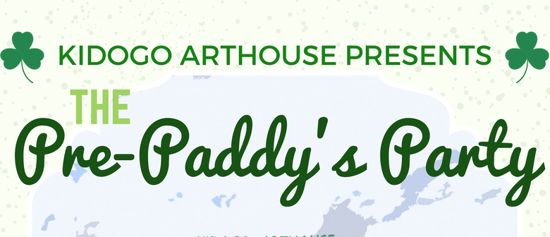 The Pre-Paddy's Party