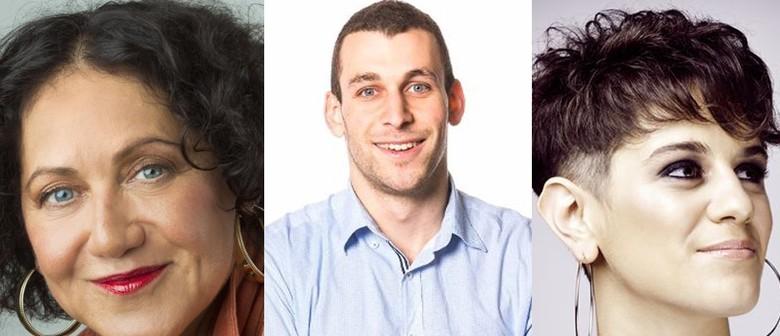 A Night of Jewish Comedy