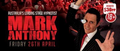 Mark Anthony Hypnotist