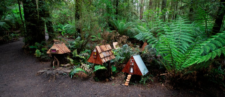 April School Holidays – Find Fairies In the Forest