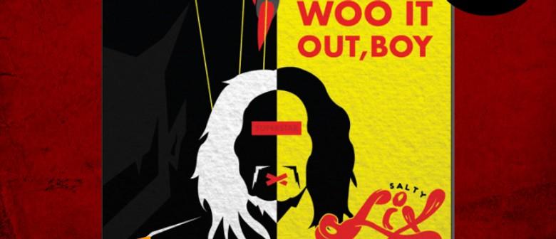 Salty Lix – Woo It Out Boy Single Launch