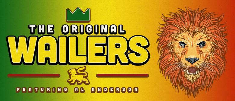 The Original Wailers – All the Hits Australian Tour