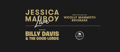 Jessica Mauboy Feat. Billy Davis and The Good Lords