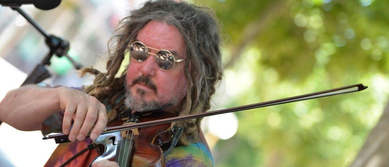 Rupert Guenther – Electric Violin and Looping