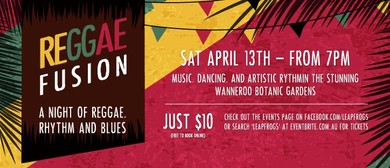 Reggae Fusion – A Night of Reggae, Rhythm and Blues