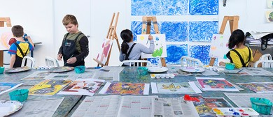 Easter School Holiday Art Activities for Kids and Teens