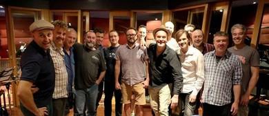 Dan Barnett and His Amazing 14-Piece Big Band