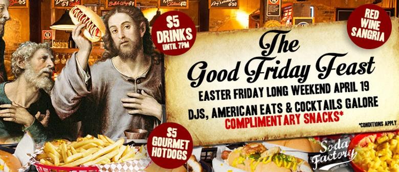 Good Friday Feast