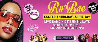 Easter Thursday – RnBae