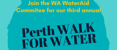 Perth Walk for Water 2019