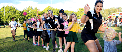 Harmony Day: Sports Showcase