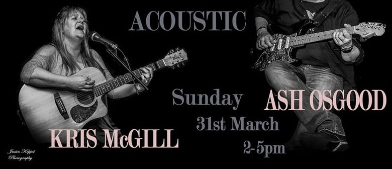 Kris McGill & Ash Osgood – Sunday Sessions