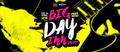 The Big Day Inn – The Rave-ening